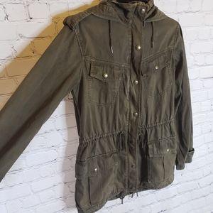 Talula Jackets & Coats - Talula Trooper Jacket by Aritzia